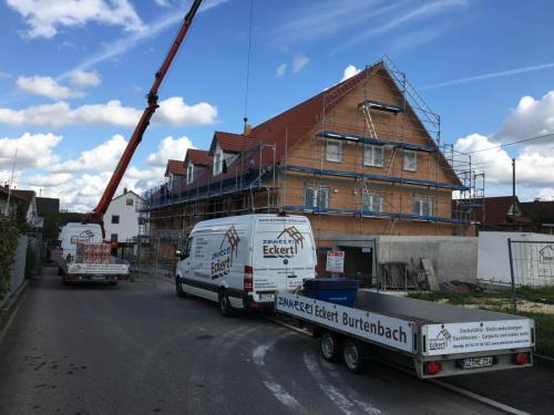 K1600 Dachstuhl Offingen Demenzwohnheim 3