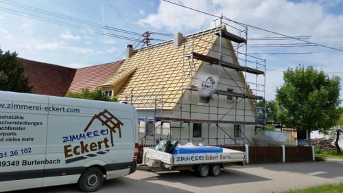 K1600 Dillingen Dachsanierung